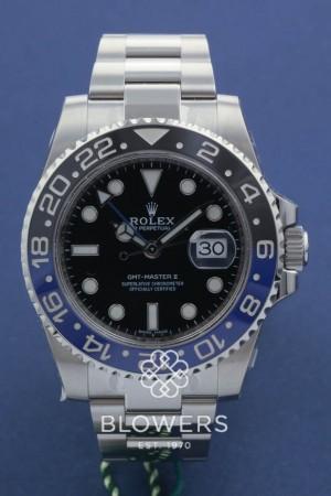 GMT-Master II 116710BLNR