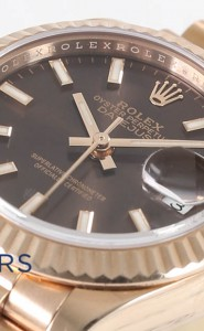 18ct Everose Gold Rolex Oyster Perpetual Datejust 279175