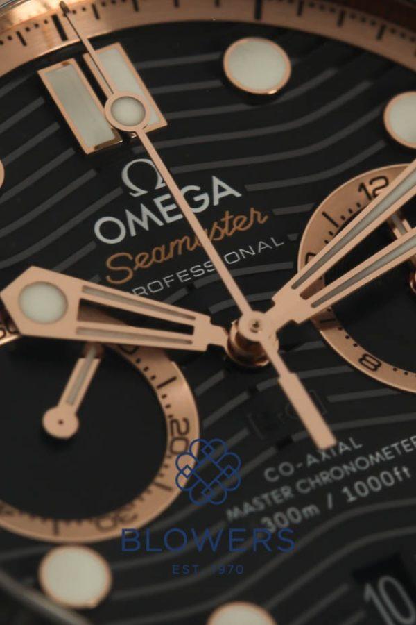 Omega Seamaster Planet Ocean Chrono 210.62.44.51.01.001