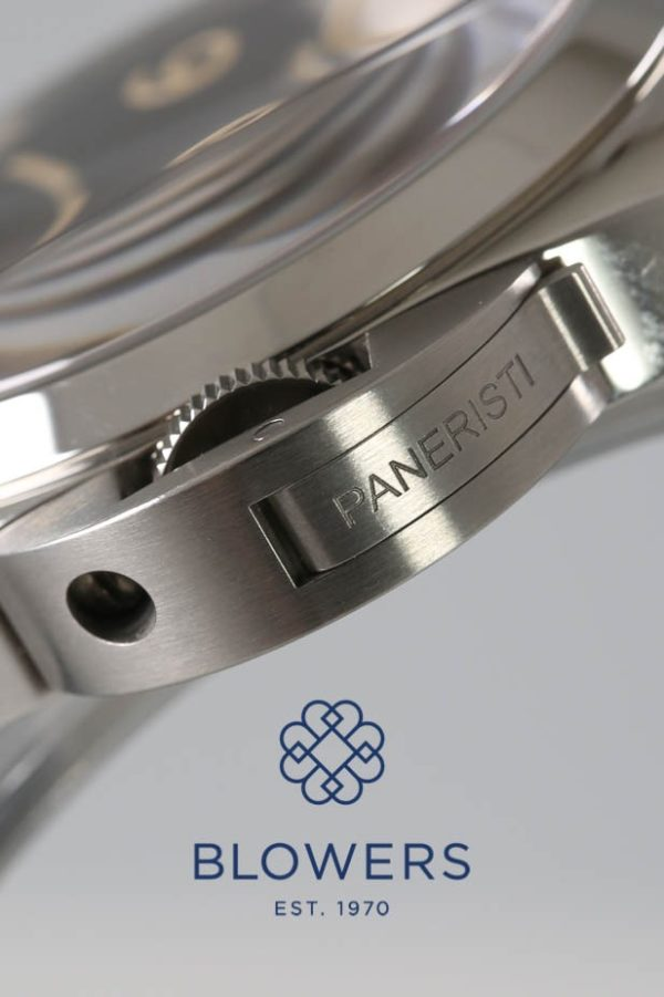 Panerai Luminor Base Logo Acciaio PAM00634