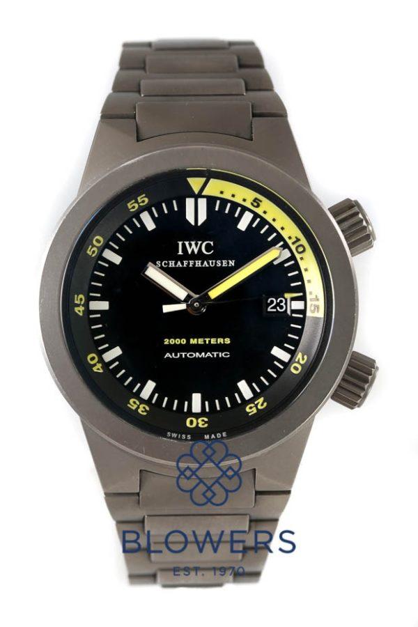 IWC Aquatimer Automatic IW353803.