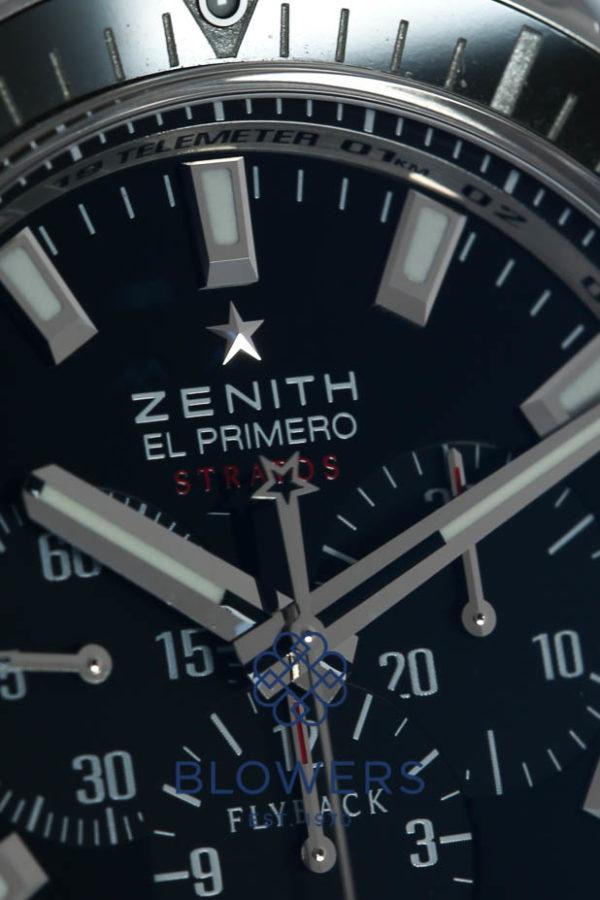 Zenith El Primero Stratos Flyback 30.2060.405/21.C714