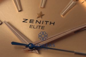 Zenith Captain central Second 18.2020.670