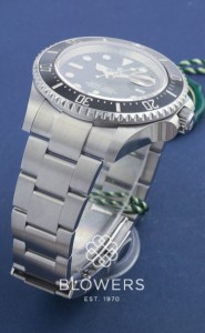 Rolex Oyster Perpetual Sea-Dweller 4000 126600