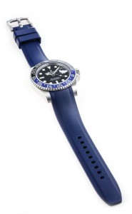 Everest Rolex Strap - Navy