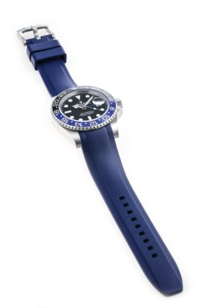 Everest Rolex Strap  – Navy