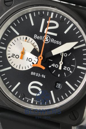 Bell & Ross Aviation Chronograph BR03-94
