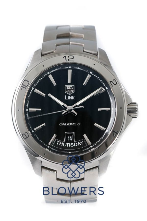 Tag Heuer Link Day-Date. WAT2010
