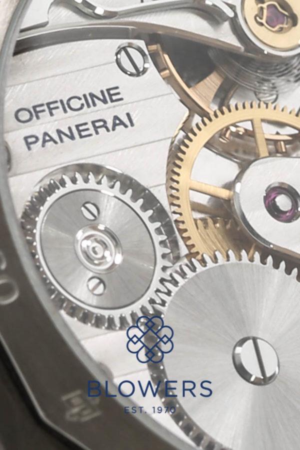 Titanium Panerai Radiomir PAM 00322