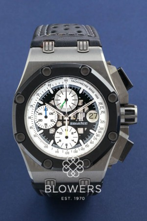 Audemars Piguet Royal Oak Offshore Barrichello 26078IO.OO.D001VS.01