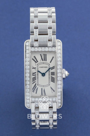 Cartier Tank Americaine Ladies