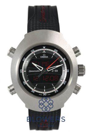 Titanium Omega Spacemaster 325.92.43.79.01.001