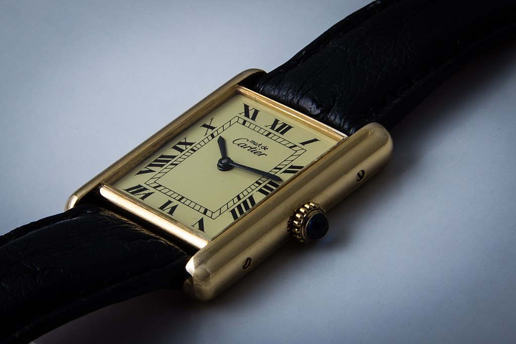cartier watches history