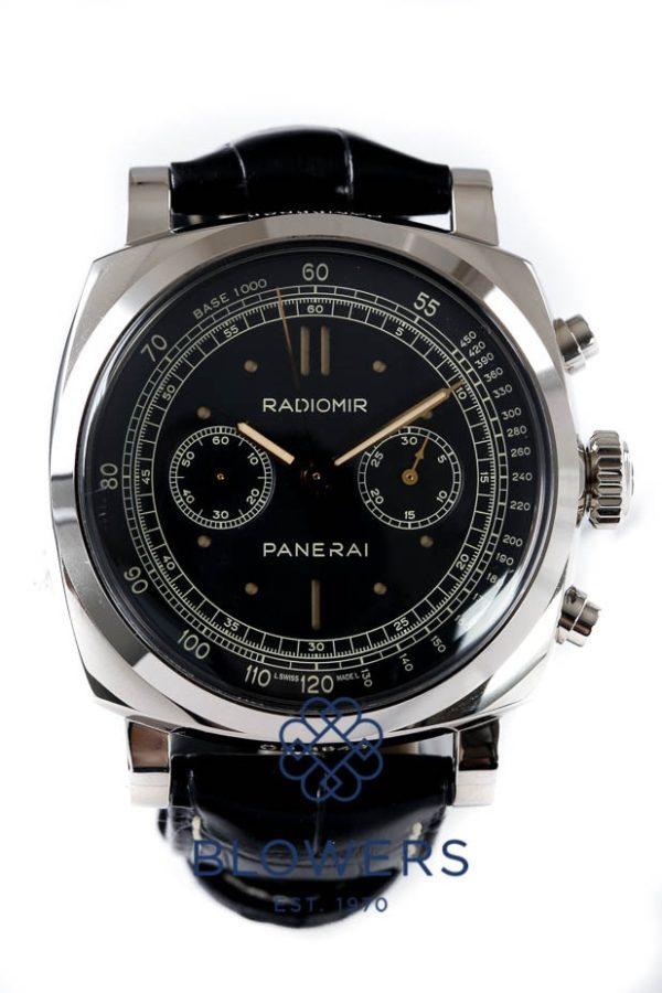 Panerai Radiomir 1940 Chronograph ORO Bianco PAM00520