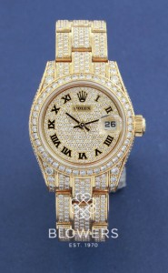 Rolex Datejust Ladies 179458