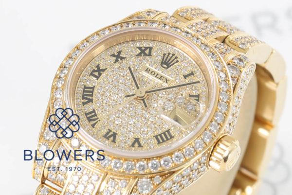 Rolex Datejust Ladies 179458