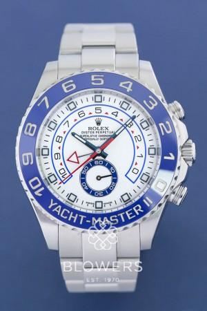 Rolex Oyster Perpetual Yacht-Master II Regatta Chronograph. Model 116680