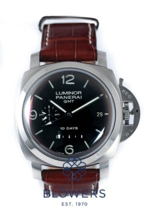 Panerai Luminor 1950 10 Days GMT PAM 00270