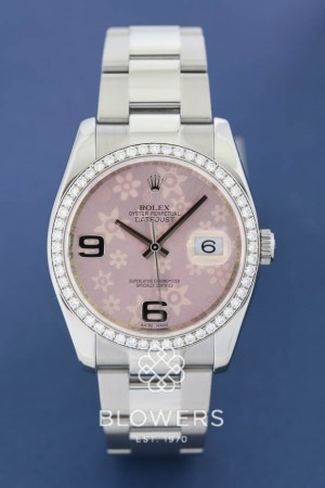 Rolex Oyster Perpetual Datejust 116244