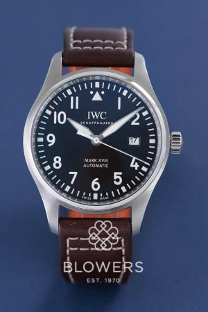 IWC Pilot's Mark XVIII Ref: IW327003
