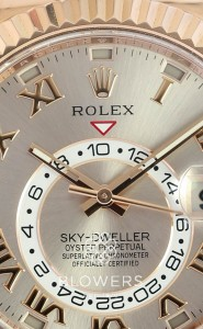 Rolex Oyster Perpetual Sky-Dweller Ref 326135