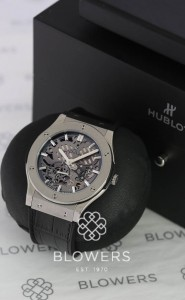 Hublot Ultra Thin Classic Fusion 515.NX.0170.LR. HUB1300.4