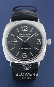 Panerai Radiomir Black Seal PAM 00183