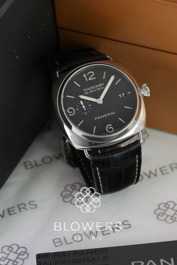 Panerai Radiomir Black Seal 3 Days Automatic PAM 00388