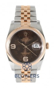Rolex Oyster Perpetual Datejust 116201