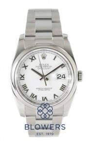 Rolex Gents Oyster Perpetual Datejust 116200