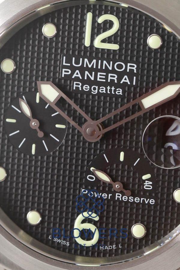 Panerai Luminor Power Reserve Regatta PAM 00222.