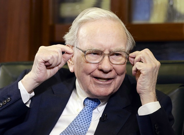 famous rolex wearers Warren Buffett