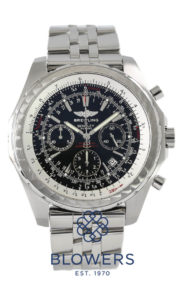 Breitling Bentley Motors T. Model Ref A25363