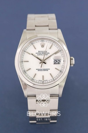 Rolex Oyster Perpetual Datejust 16200.