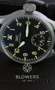 IWC Big Pilots Heritage Watch IW510301.