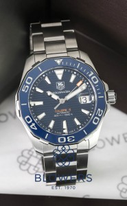 Tag Heuer Aquaracer Calibre5 WAY211C