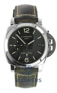 Panerai Luminor 1950 3 days GMT Automatic Acciaio PAM 00535