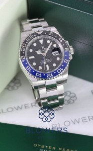 Rolex GMT-Master II 116710BLNR