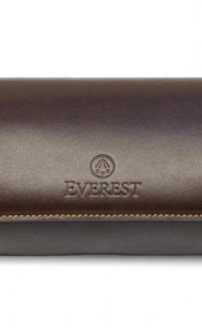 Everest Watch Roll Espresso Brown 2