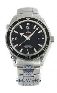 Omega Seamaster Planet Ocean James Bond Quantum Of Solace 222.30.46.20.01.001