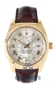 Rolex Oyster Perpetual Sky-Dweller Ref 326138