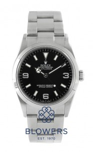 Rolex Oyster Perpetual Explorer 114270.