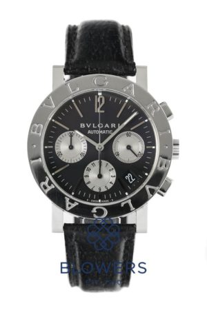 Bvlgari Steel Automatic Chronograph