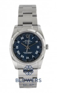 Rolex Oyster Perpetual Airking model 114210