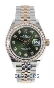 Rolex Oyster Perpetual Datejust 279381RBR