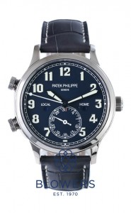 Patek Philippe Pilot Travel Time 5524G