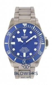 Titanium Tudor Pelagos 25600TN