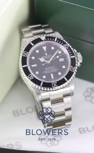 Sea-Dweller 4000 16600