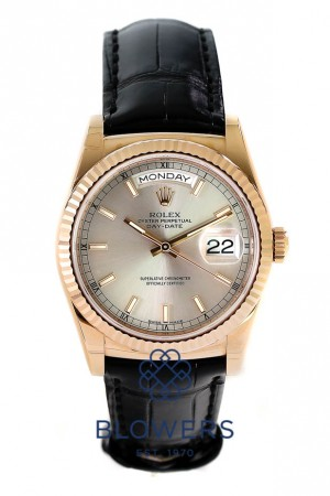 Rolex Oyster Perpetual Day-Date 118135.