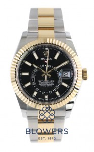 Rolex Oyster Perpetual Sky-Dweller 326933